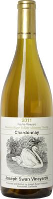 Joseph Swan 2011 Chardonnay Ritchie Vineyard 750ml