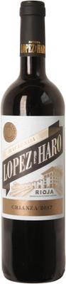 Hacienda Lopez de Haro 2017 Rioja Crianza 750ml