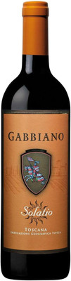 Gabbiano 2011 Solatio Toscana 750ml