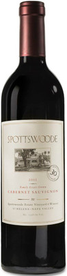 Spottswoode 2017 Cabernet Sauvignon 750ml