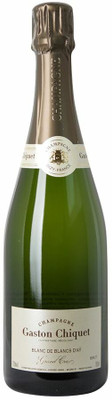 Champagne Gaston Chiquet Blanc de Blancs d'Ay Brut 1.5L