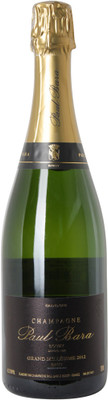 Champagne Paul Bara 2012 Grand Millesime Brut 750ml