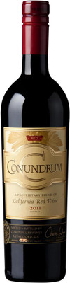 Conundrum 2011 California Red 750ml