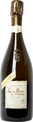 Champagne Le Brun Servenay 2005 Blanc de Blancs Grand Cru 750ml