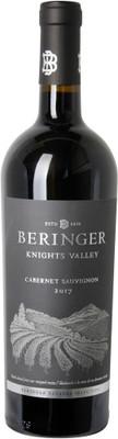 Beringer 2017 Knights Valley Cabernet Sauvignon 750ml