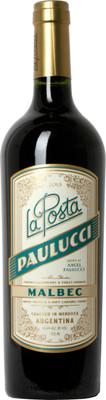 La Posta 2013 Paulucci Malbec 750ml