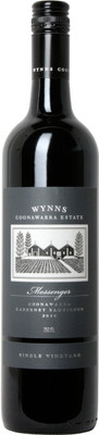 Wynns 2010 The Messenger Cabernet Sauvignon 750ml