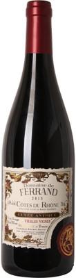 """Ferrand 2019 Cotes du Rhone """"Cuvée Antique"""" VV 750ml"""
