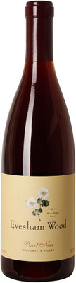 Evesham Wood 2017 Pinot Noir Willamette Valley 750ml