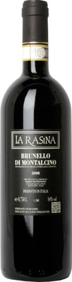 La Rasina di Marco Mantengoli 2007/2008 Brunello di Montalcino DOCG 750ml