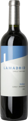 Lamadrid 2012 Malbec 750ml