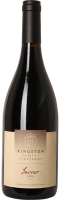 "Kingston Family 2013 Syrah ""Lucero"" 750ml"