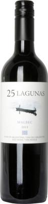 25 Lagunas 2013 Malbec 750ml