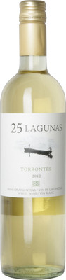 25 Lagunas 2012 Torrontes 750ml