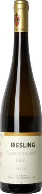 Zind Humbrecht 2011 Riesling Terroir d'Alsace 750ml