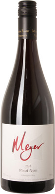 Meyer Family 2018 Pinot Noir 750ml