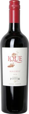 Bodega Enrique Foster 2014 IQUE Malbec 750ml