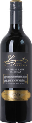 Langmeil 2016 Orphan Bank Shiraz 750ml