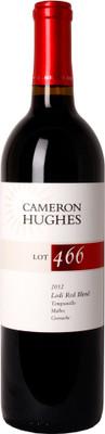 Cameron Hughes 2012 Lot 466 Lodi Red Blend 750ml