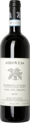 """Brovia 2012 Barbera d'Alba """"Sori del Drago"""" 750ml"""