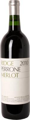Ridge 2010 Perrone Merlot 750ml