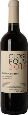 Clos des Fous 2014 Cabernet Sauvignon Grillos 750ml
