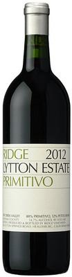 Ridge 2012 Primitivo Lytton Springs 750ml