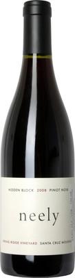 Varner Neely 2008 Hidden Block Pinot Noir 750ml