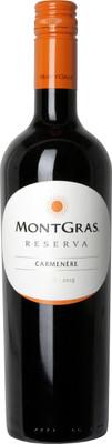 Montgras 2013 Soleus Carmenere Reserva 750ml