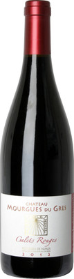 Mourgues du Gres 2012 Galets Rouge 750ml