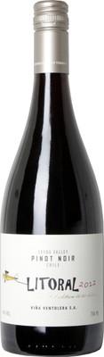 Ventolera 2012 Litoral Pinot Noir 750ml
