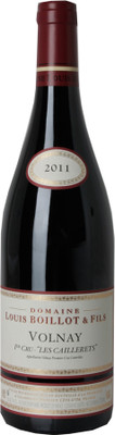 "Domaine Louis Boillot 2011 Volnay ""Les Caillerets"" 1er Cru 750ml"