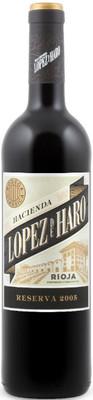 Hacienda Lopez de Haro 2013 Rioja Reserva 750ml