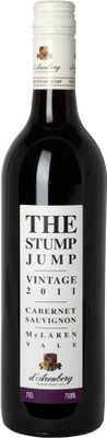 D'Arenberg 2011 The Stump Jump Cabernet Sauvignon 750ml
