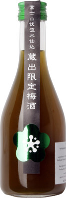 Fuji Takasago Yamahi Green Tea Sake 300ml