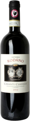 Fattoria Rodano 2012 Chianti Classico 750ml