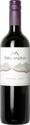 Terra Andina 2014 Carmenere Syrah 750ml