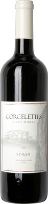 Corcelettes 2013 Syrah 750ml