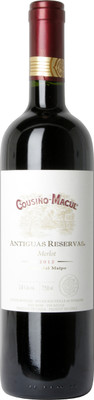 Cousino Macul 2013 Antiguas Reserva Merlot 750ml