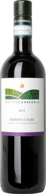 Matteo Correggia 2014 Barbera d'Alba 750ml