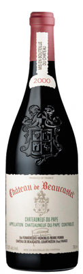 Chateau de Beaucastel 2009 Chateauneuf du Pape Rouge 750ml