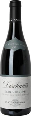 """Chapoutier 2011 St. Joseph """"Deschants"""" Rouge 750ml"""
