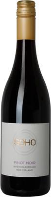 Soho 2014 White Collection Pinot Noir 750ml