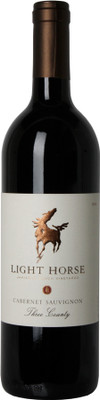 Jamieson Ranch 2012 Lighthorse Three County Cabernet Sauvignon 750ml