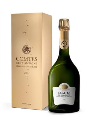 Taittinger 2007 Comtes de Champagne Blanc de Blancs 750ml