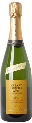 Champagne Vazart Coquart 2013 Grand Bouquet Blanc de Blancs 750ml
