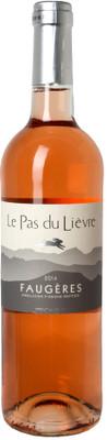 Mas Olivier 2014 Le Pas du Lievre Faugeres Rose 750ml