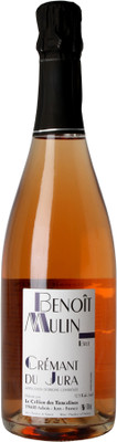 Benoit Mulin Cremant de Jura Rose 750ml
