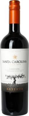 Santa Carolina 2014 Reserva Carmenere 750ml