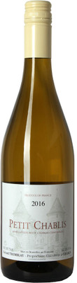 Gerard Tremblay 2016 Petit Chablis 750ml
